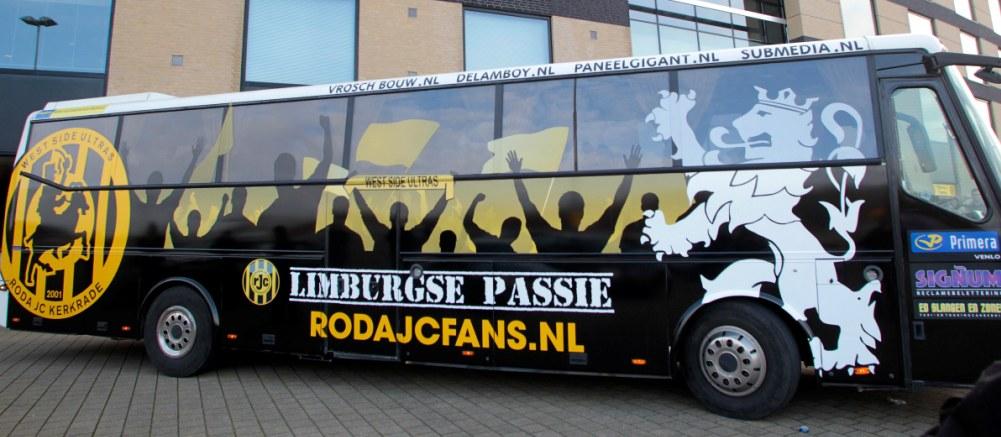 Roda Jc Kerkrade Betaalt Busvervoer Naar Sc Cambuur